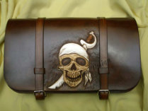 "Packtasche/Saddlebag ""Maat"""