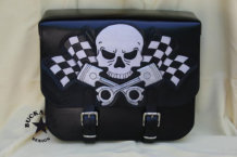 "Packtasche/Saddlebag ""Racing"""