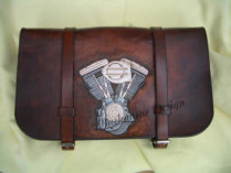 "Packtasche/Saddlebag ""Motor"""