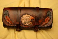 "Werkzeugtasche/Toolroll ""Eagle Feather"""